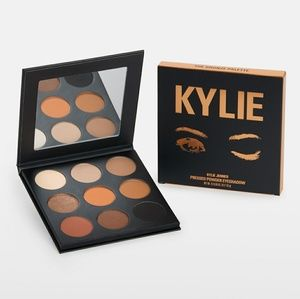 Kylie Jenner The Bronze Palette Eyeshadow